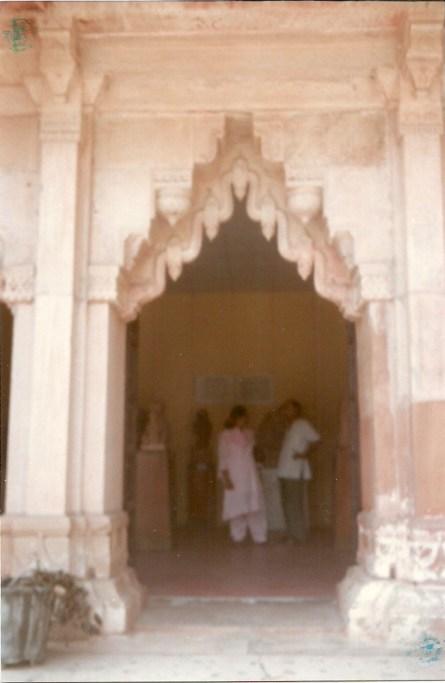 Gate of Gujari Mahal
