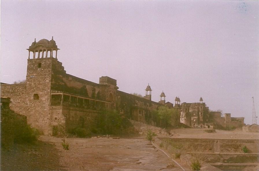 The Jahangir Mahal