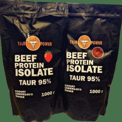 Говяжий протеин изолят для набора массы
