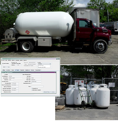 Propane Management Software