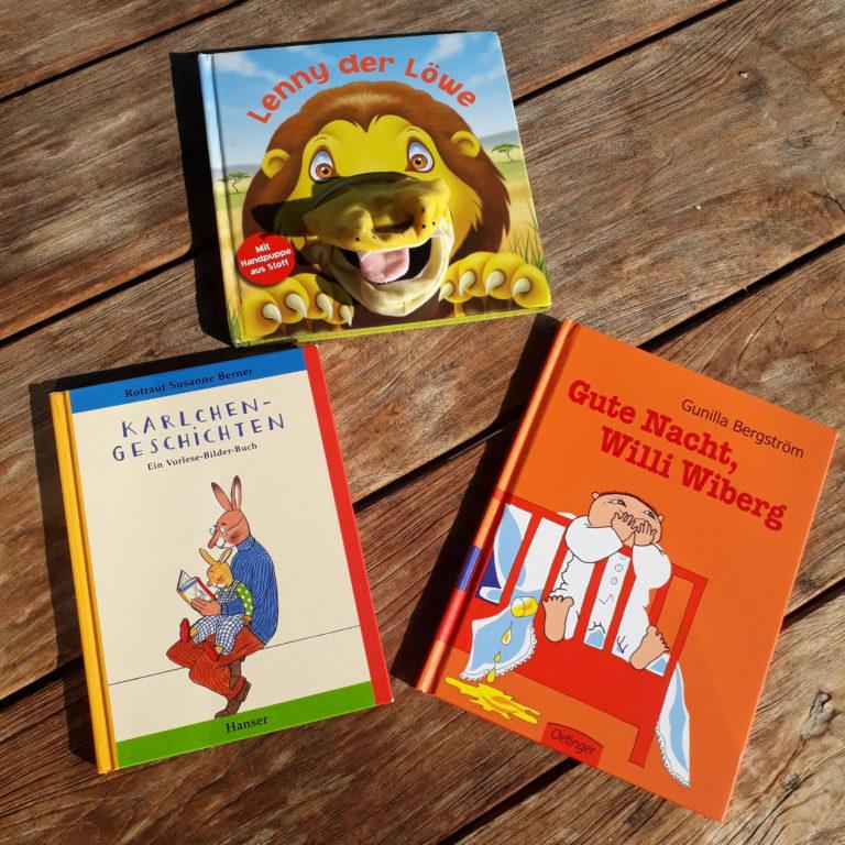 Verlosung von drei Kinderbüchern