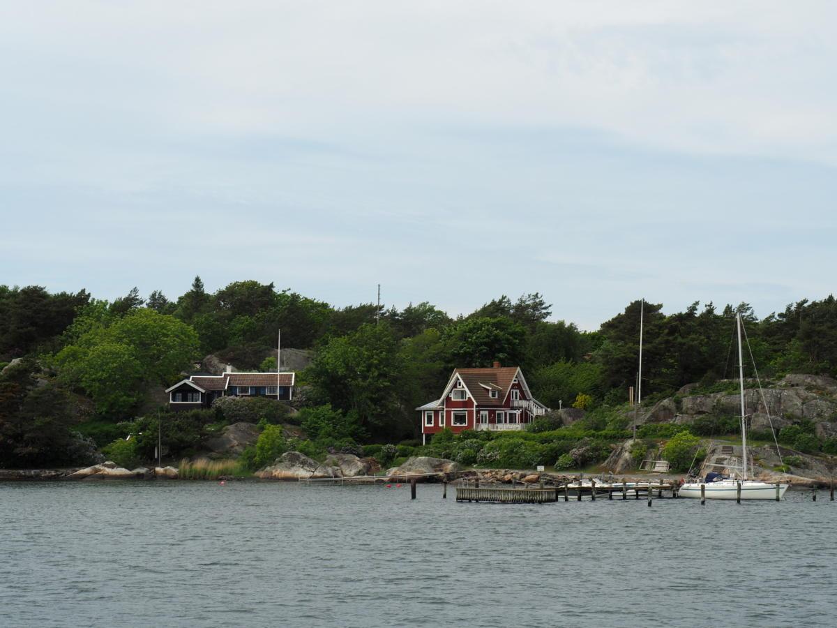 Die südlichen Schären Göteborgs