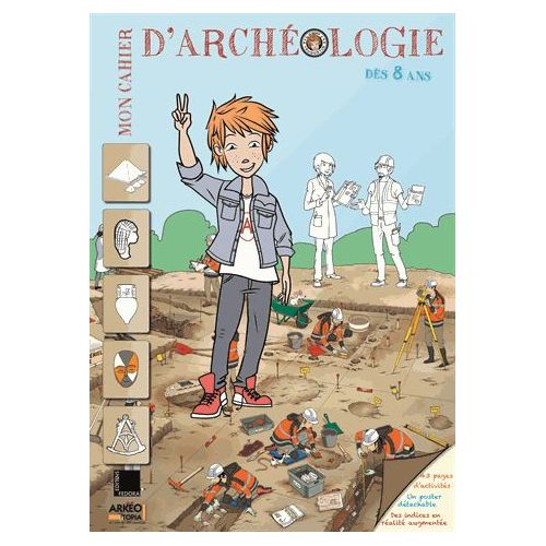 TAUTEM-Cahier Archeo 8 ans