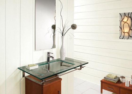 Пластиковые панели для ванной комнаты своими руками: фото ...