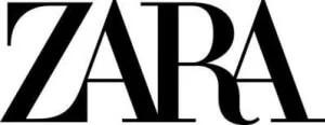 Tabulky velikostí obuvi a oblečení Zara