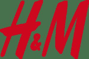 značka H&M Logo
