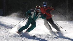 ako sa správne obliekať na lyžovanie