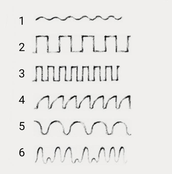 Modes vibrations Gvibe2