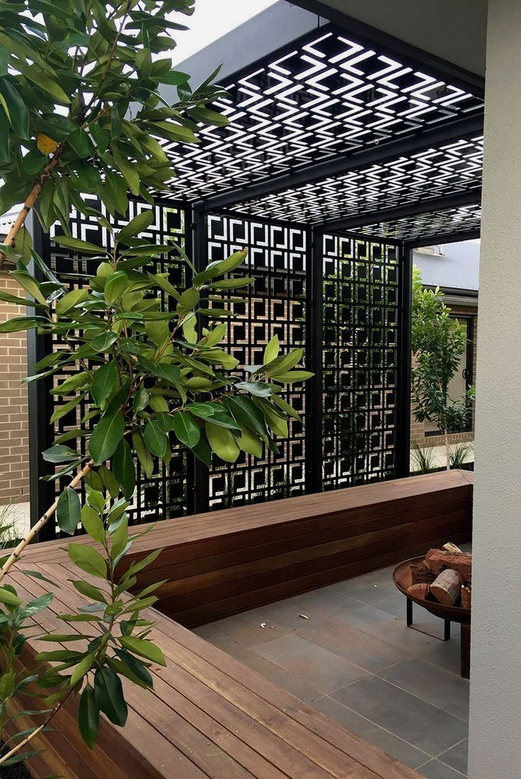 10 Best Outdoor Privacy Screen Ideas For Your Backyard Back Yard with regard to Backyard Screen Ideas