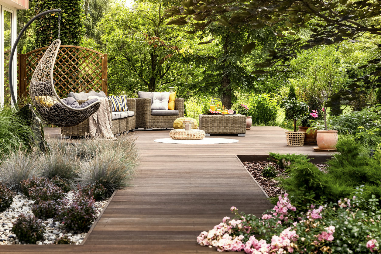101 Backyard Landscaping Ideas For Your Home Photos for Small Backyard Landscape