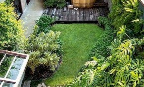130 Attractive Backyard Landscaping Decor Ideas On A Budget in Great Backyard Ideas On A Budget