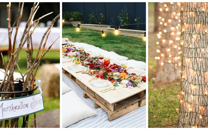 14 Best Backyard Party Ideas For Adults Summer Entertaining Decor regarding 13 Some of the Coolest Concepts of How to Make Diy Backyard Party Ideas