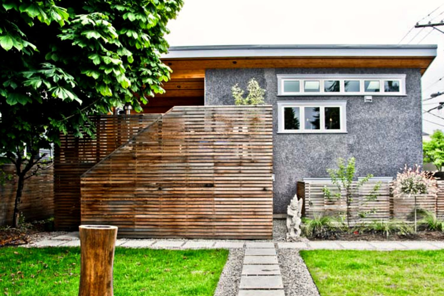 15 Ways To Gain Privacy In Your Yard throughout Small Backyard Privacy Ideas