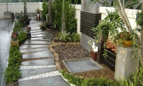 17 Garden Path Ideas Great Ways To Create A Garden Walkway in Backyard Pathway Ideas
