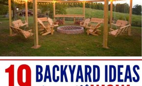 19 Family Friendly Backyard Ideas For Making Memories Together in Diy Backyard Playground Ideas