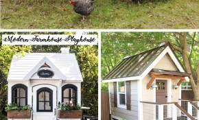 20 Adorable Outdoor Playhouse Ideas For Kids That Are No Less Than A inside 11 Awesome Ideas How to Craft Backyard Playhouse Ideas