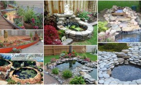 20 Diy Backyard Pond Ideas On A Budget That You Will Love for Easy Backyard Pond Ideas
