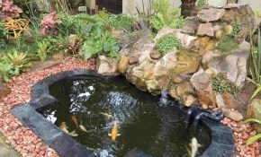 20 Koi Pond Ideas To Create A Unique Garden Great Gardens Ideas inside Ponds Ideas Backyard