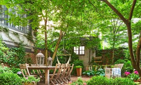 20 Small Backyards Ideas And Decorating Tips Simple Landscaping intended for Small Backyard Ideas