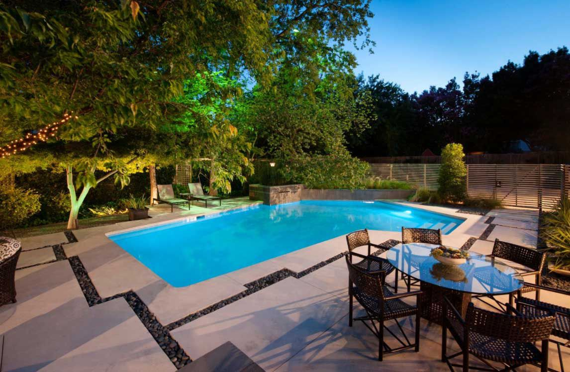 22 In Ground Pool Designs Best Swimming Pool Design Ideas For Your intended for 14 Awesome Designs of How to Makeover Backyard Landscaping With Pool