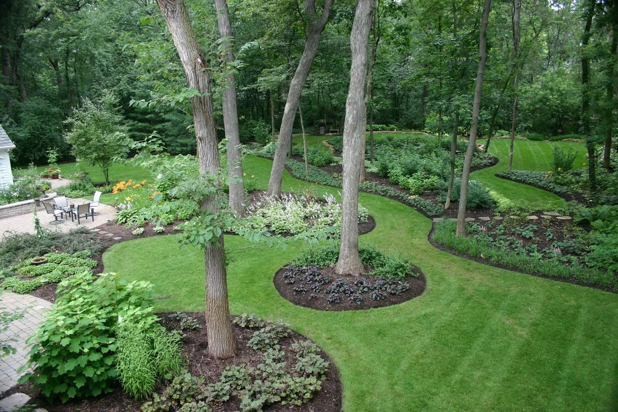 24 Beautiful Backyard Landscape Design Ideas Gardening with regard to 10 Some of the Coolest Designs of How to Craft Landscaping A Large Backyard
