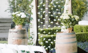 25 Chic And Easy Rustic Wedding Arch Ideas For Diy Brides Ceremony pertaining to Rustic Backyard Wedding Reception Ideas