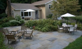 25 Great Patio Paver Design Ideas with regard to 11 Awesome Ideas How to Make Backyard Paver Patio Ideas