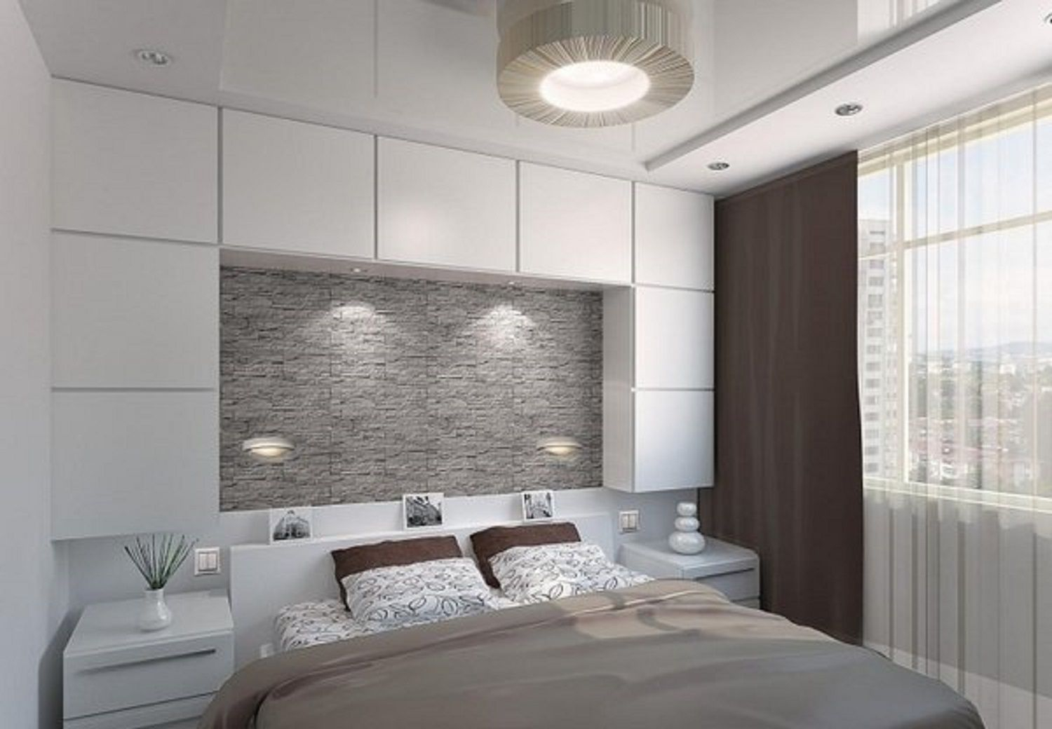 25 Tips And Photos For Decorating A Modern Master Bedroom within Images Of Modern Bedrooms