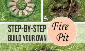 27 Best Diy Firepit Ideas And Designs For 2019 inside Diy Backyard Fire Pit Ideas