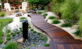 30 Gorgeous Grassless Backyard Landscaping Ideas Wartaku pertaining to 15 Genius Initiatives of How to Build Backyard Gardening Ideas With Pictures