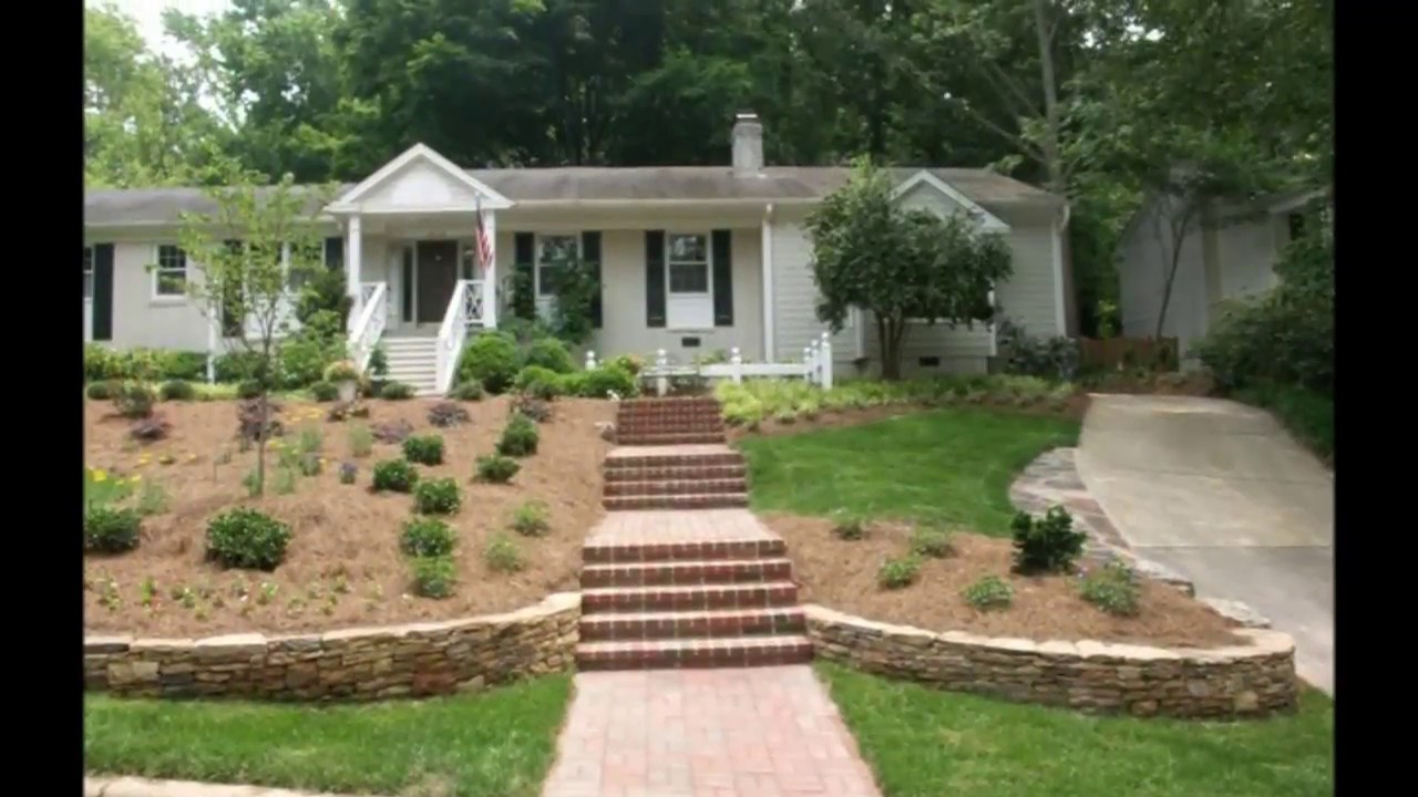 31 Landscape Design For Sloped Backyard with regard to 12 Some of the Coolest Tricks of How to Build Sloped Backyard Landscaping Ideas