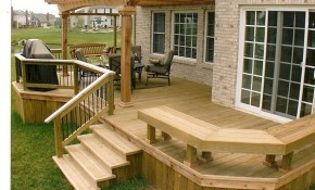 4 Tips To Start Building A Backyard Deck Outdoor Ideas Porches throughout 12 Clever Tricks of How to Craft Backyard Porch Ideas Pictures