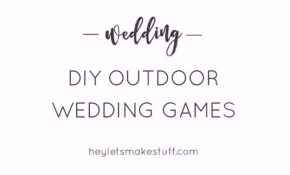41 Best Diy Ideas For Your Outdoor Wedding throughout Diy Backyard Wedding Ideas