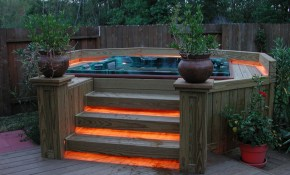 47 Irresistible Hot Tub Spa Designs For Your Backyard Dive Right within 11 Clever Ideas How to Build Backyard Spa Ideas