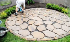 5 Build Round Firepit Area For Summer Nights Relaxing In Your intended for Backyard Ideas Cheap