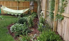 50 Backyard Privacy Fence Landscaping Ideas On A Budget Homeastern inside Backyard Fence Landscaping Ideas