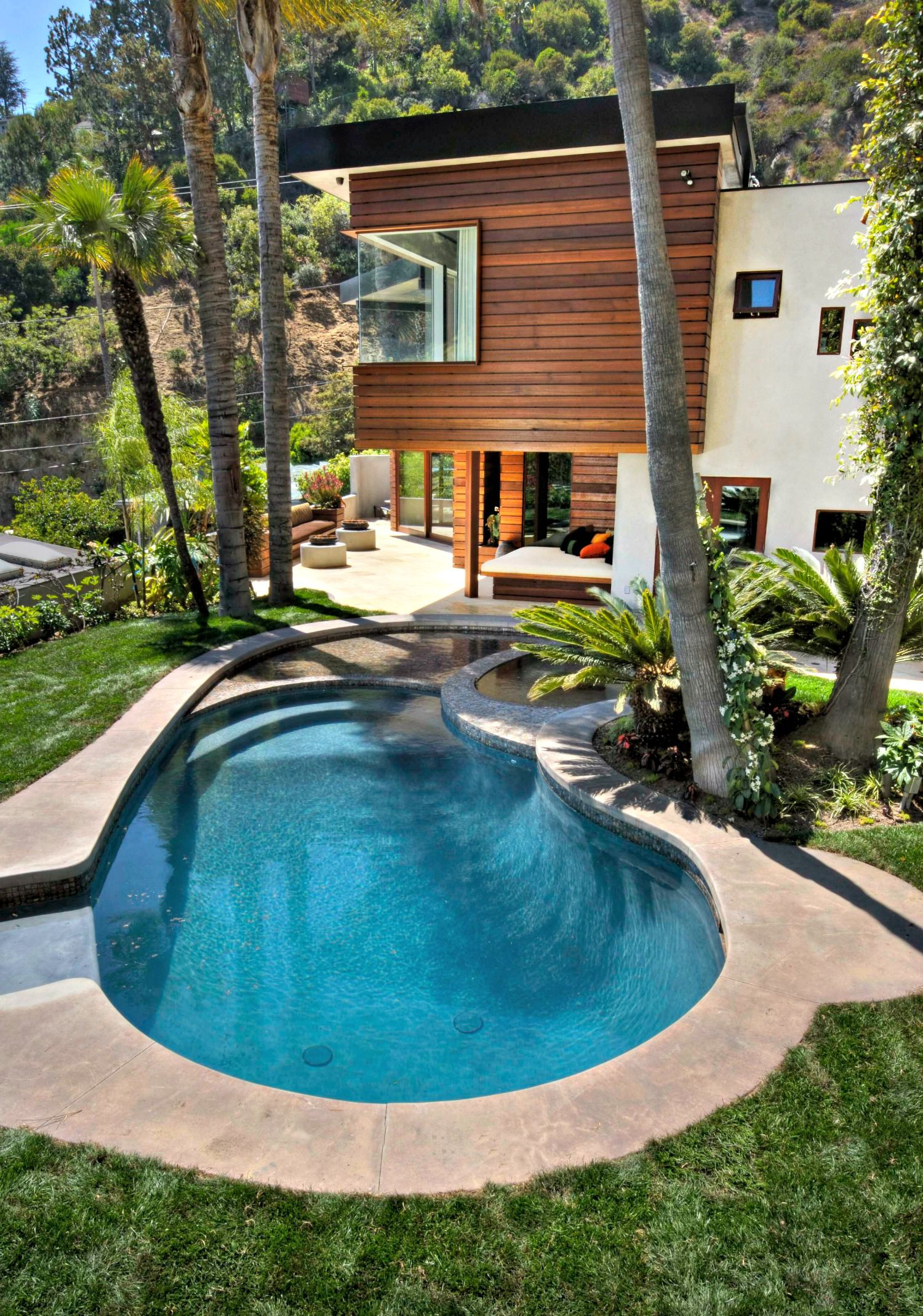 50 Beautiful Swimming Pool Designs regarding 15 Smart Designs of How to Makeover Backyards With Pools And Landscaping