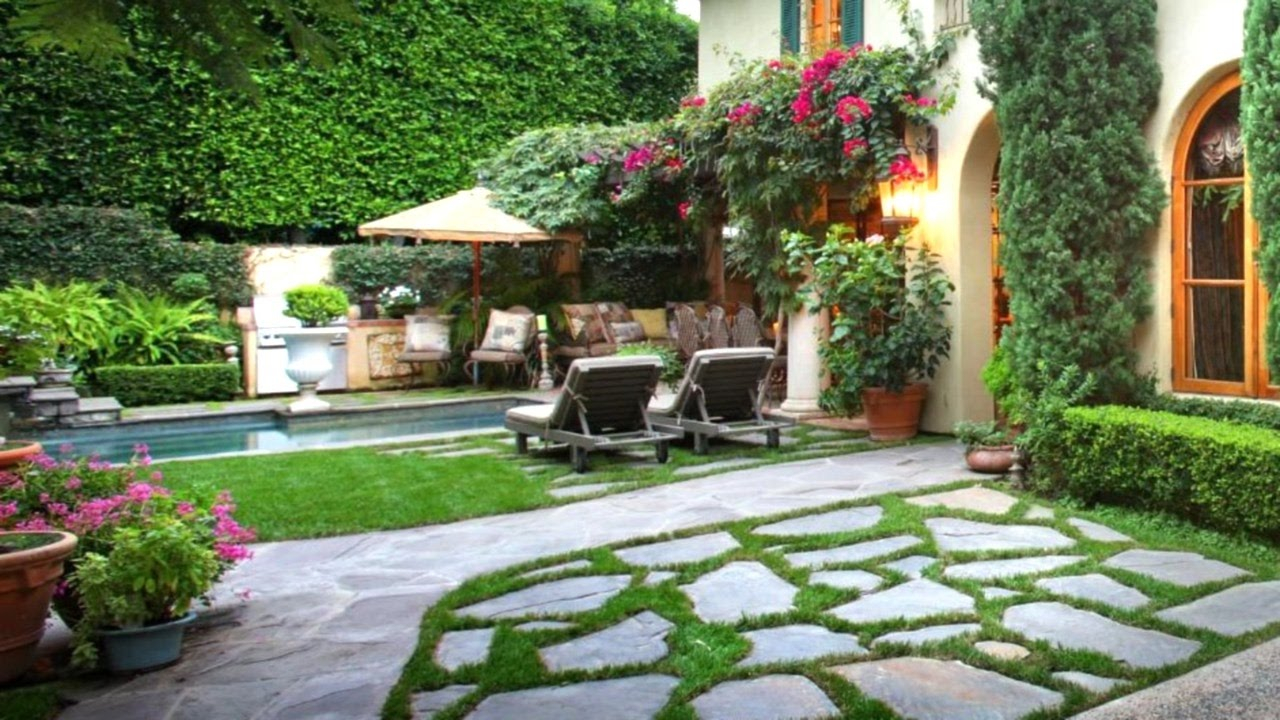 57 Landscaping Ideas For A Stunning Backyard Landscape Design intended for 15 Awesome Ways How to Improve Ideas For Backyards