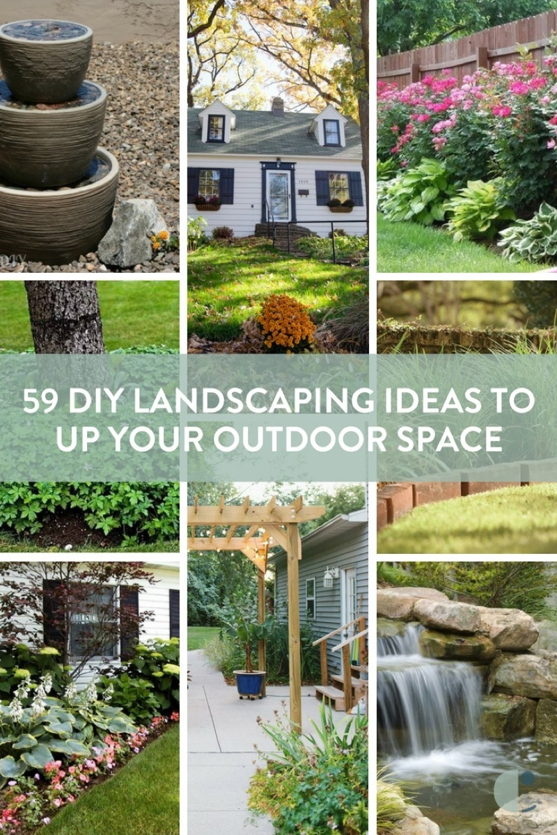 59 Diy Landscaping Ideas And Tips To Improve Your Outdoor Space Curbly within Backyard Landscaping Tips