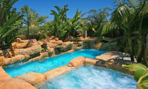 63 Invigorating Backyard Pool Ideas Pool Landscapes Designs Home regarding 14 Genius Initiatives of How to Make Backyard Swimming Pool Ideas