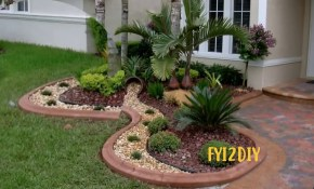 90 Front Sidewalk Landscaping Ideas Small Front Yard Landscaping within 14 Smart Tricks of How to Makeover Front And Backyard Landscaping Ideas