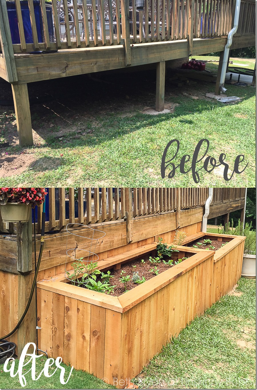 A Backyard Makeover With Raised Garden Beds Unskinny Boppy for 13 Clever Initiatives of How to Make Backyard Raised Garden Ideas
