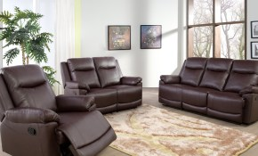 Ahlers 3 Piece Reclining Living Room Set regarding 15 Clever Ways How to Craft Reclining Living Room Sets