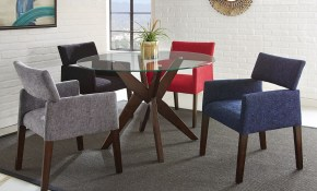 Amalie Dining Room Set W Chair Choices Steve Silver Furniture regarding Dining And Living Room Sets