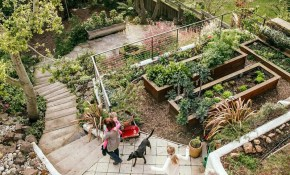 Amazing Ideas To Plan A Sloped Backyard That You Should Consider in 10 Genius Ways How to Upgrade Sloped Backyard Ideas