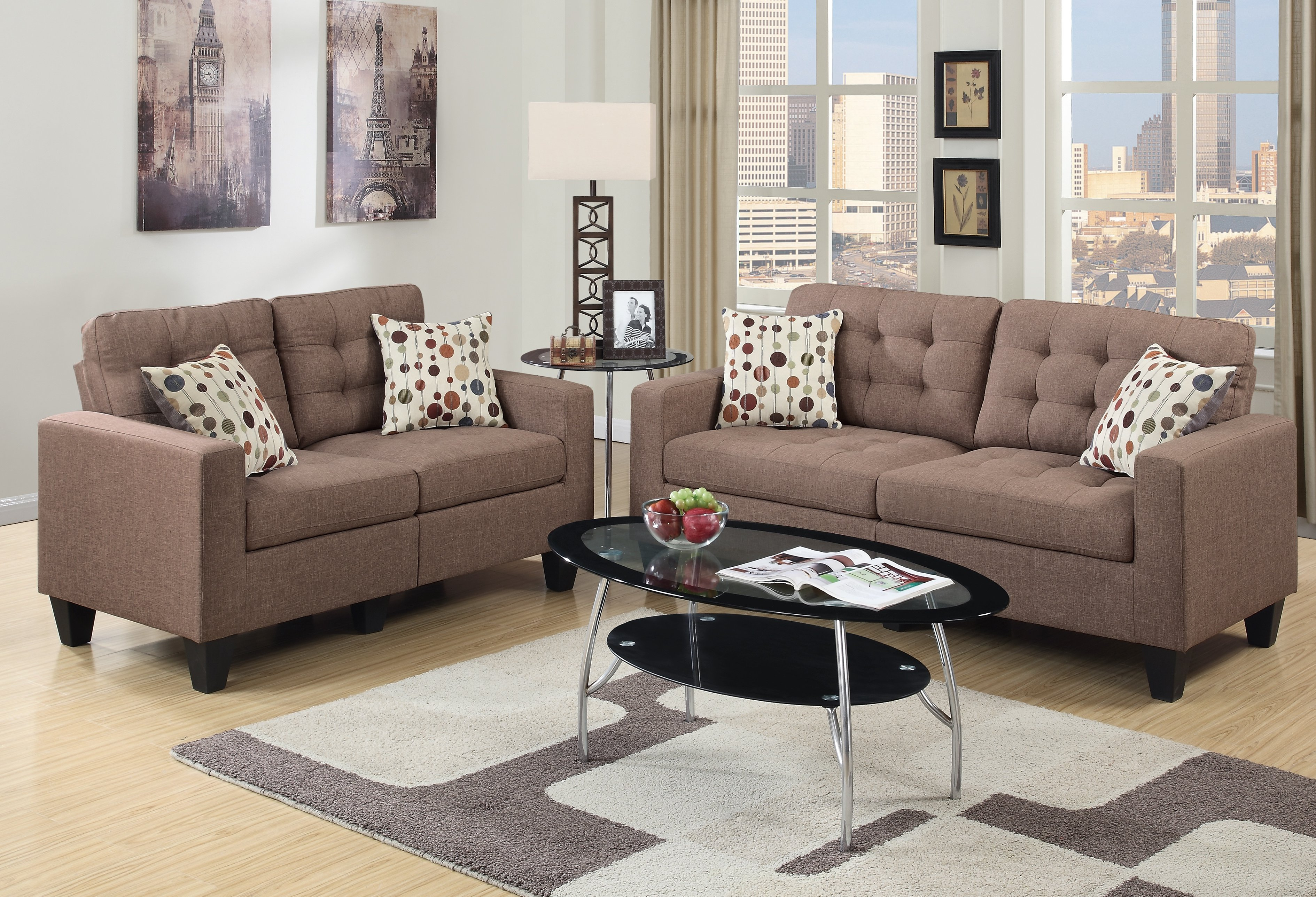 Andover Mills Callanan 2 Piece Living Room Set Reviews Wayfair with 10 Clever Designs of How to Craft Three Piece Living Room Set