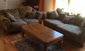 Ashley Furniture Nalini Tan Loveseat Living Room Set For Sale Online with regard to Used Living Room Set