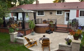 Back Deck Design Ideas Outdoor Pictures Small Backyard Modern within 12 Clever Tricks of How to Craft Backyard Porch Ideas Pictures