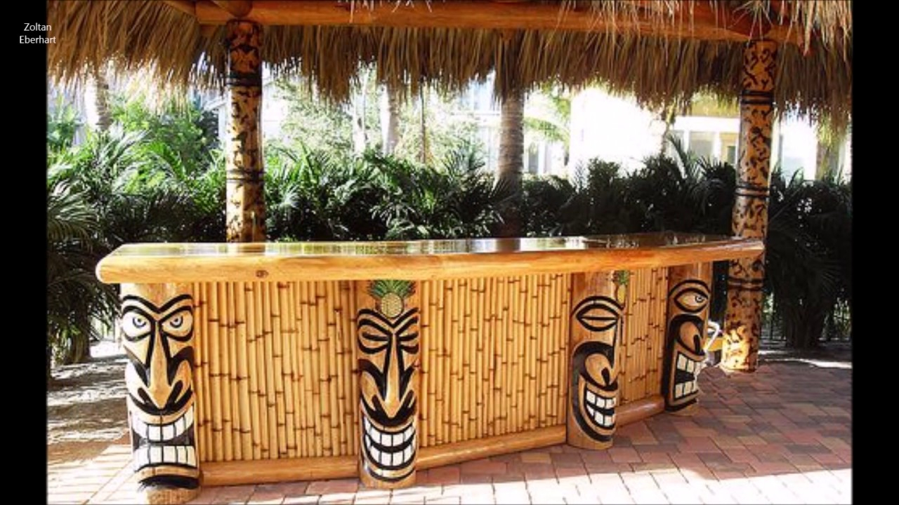 Backyard Bar Ideas Youtube pertaining to 11 Genius Designs of How to Upgrade Backyard Tiki Ideas
