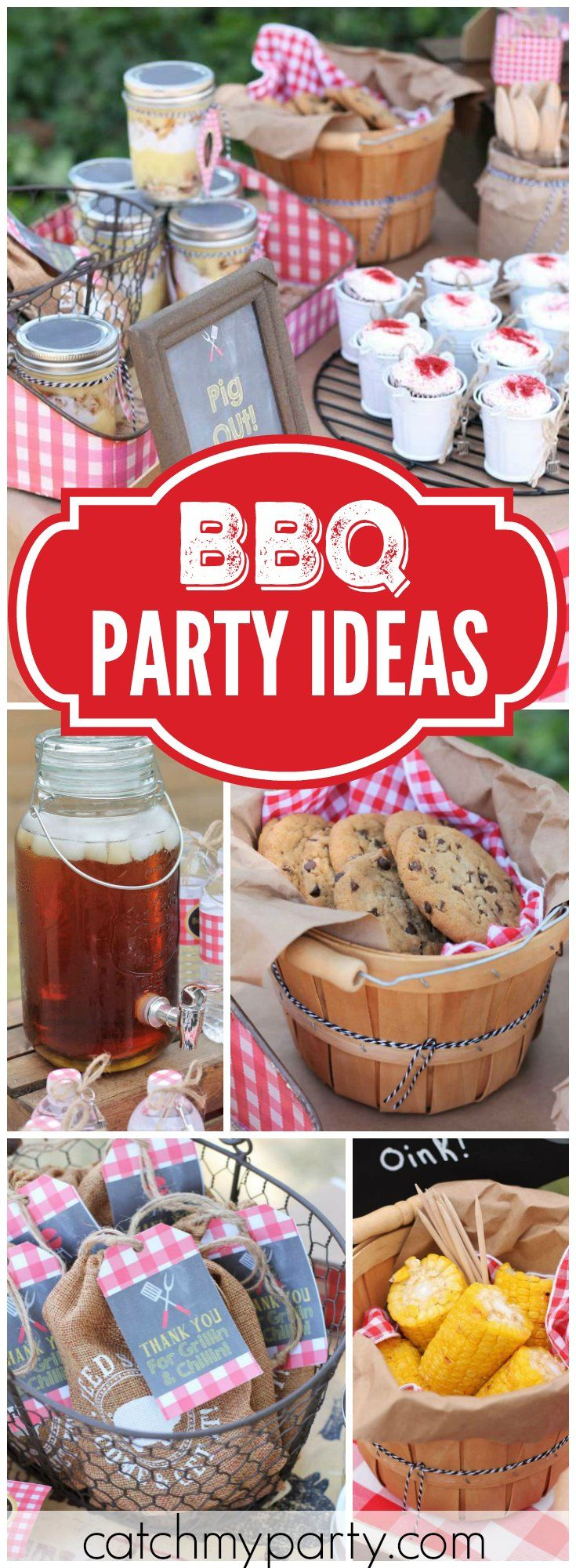 Backyard Bbq Summer Chillin Grillin July 4th Party Ideas for Backyard Bbq Ideas Decorations